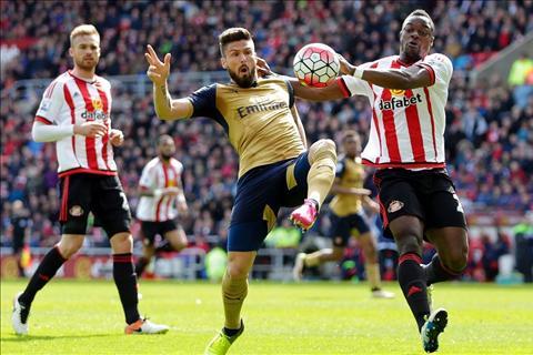 Sunderland v Arsenal Giroud