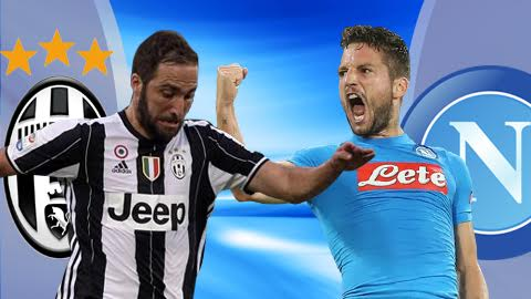 Nhan dinh Juventus vs Napoli 01h45 ngay 3010 (Vong 11 Serie A 201617) hinh anh