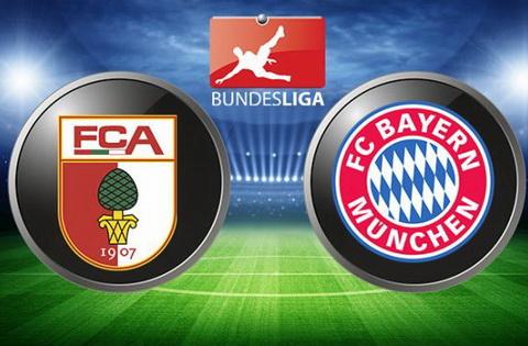 Nhan dinh Augsburg vs Bayern Munich 20h30 ngay 2910 (Bundesliga 201617) hinh anh