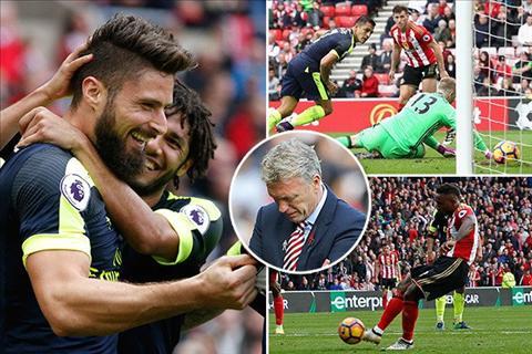 Sunderland te nhat ky nguyen Premier League hinh anh