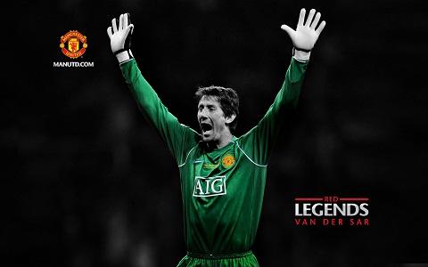 Van Der Sar va Man United Ban tinh ca muon o Old Trafford hinh anh