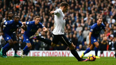 Tong hop Tottenham 1-1 Leicester (Vong 10 NHA 201617) hinh anh