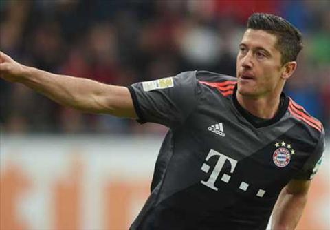 Tong hop Augsburg 1-3 Bayern Munich (Vong 9 Bundesliga 201617) hinh anh