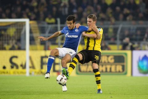 Tong hop Dortmund 0-0 Schalke (Vong 9 Bundesliga 201617) hinh anh