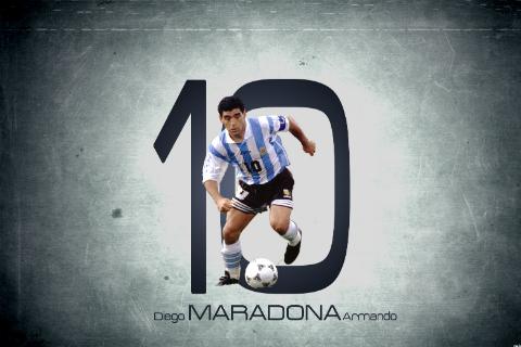 Italia 1990: Lần cuối cho Diego Maradona