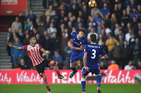 Chelsea 2-0 Southampton Dang cap cua su hieu qua hinh anh