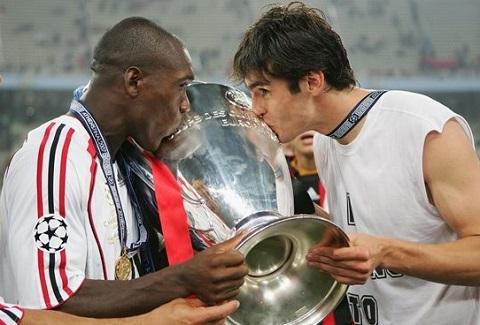 Clarence Seedorf Mr Champions League va huyen thoai AC Milan hinh anh 4