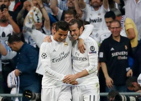 Khi Cris Ronaldo sa sut phong do, gio la thoi cua Gareth Bale.