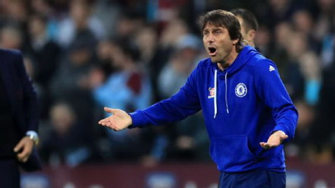 Conte cho rang Sir Alex Ferguson da sai ve Chelsea.