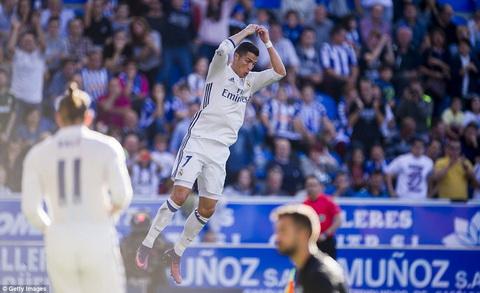 Ly giai nguyen nhan goi Cris Ronaldo la Penaldo.
