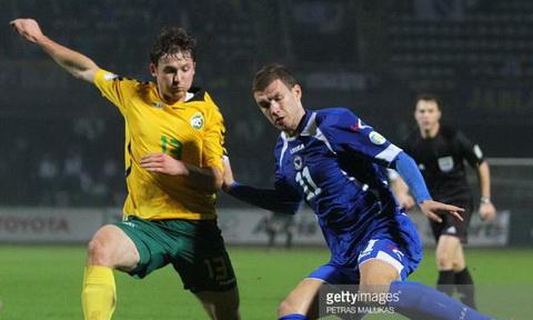 Nhận định U19 Lithuania vs U19 Bosnia 21h00 ngày 4/10 (VL U19 Châu Âu)