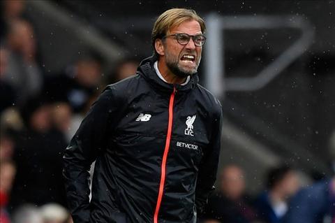 Klopp tu dong he lo diem yeu chet nguoi cua Liverpool hinh anh