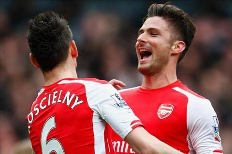 Dong doi tai Arsenal thong cam cho tinh canh cua Giroud hinh anh 2