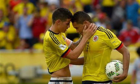 Nhan dinh Paraguay vs Colombia 06h30 ngay 710 (VL World Cup 2018) hinh anh