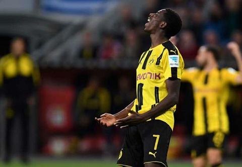 Dembele gia nhap Dortmund thay vi Bayern