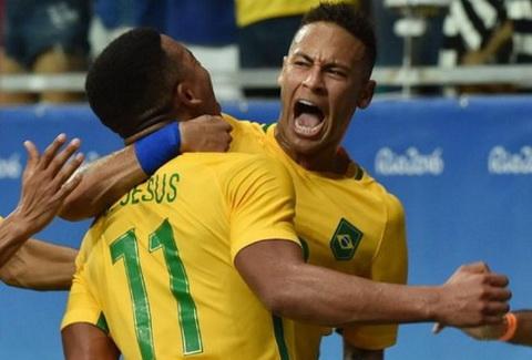 Tong hop Brazil 5-0 Bolivia (Vong loai World Cup 2018) hinh anh