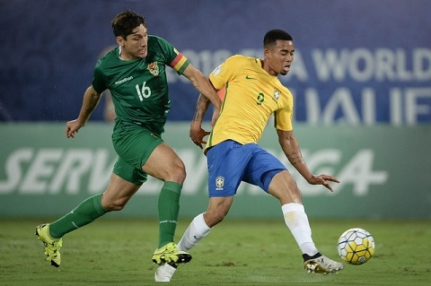 Brazil 5-0 Bolivia Neymar giup Selecao thang theo phong cach ban tay nho hinh anh 3