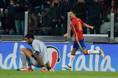 Italia 1-1 Tay Ban Nha Co mot Azzurri than trong toi muc thu dong hinh anh 2