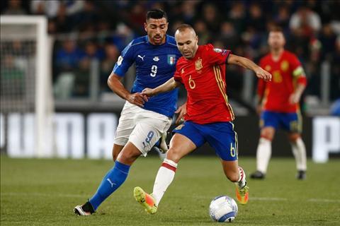 Italia 1-1 Tay Ban Nha Co mot Azzurri than trong toi muc thu dong hinh anh