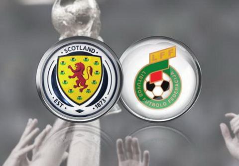 Nhan dinh Scotland vs Lithuania 01h45 ngay 0910 (VL World Cup 2018) hinh anh