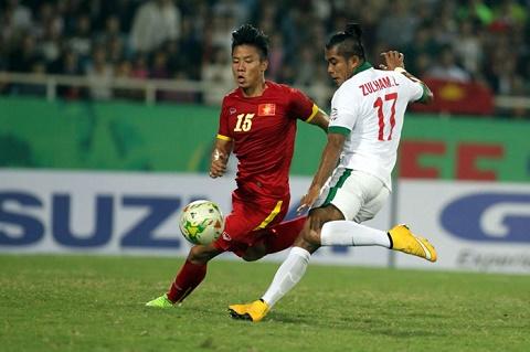 Indonesia vs Viet Nam (16h45 910) Cho tai xoay so cua HLV Huu Thang hinh anh