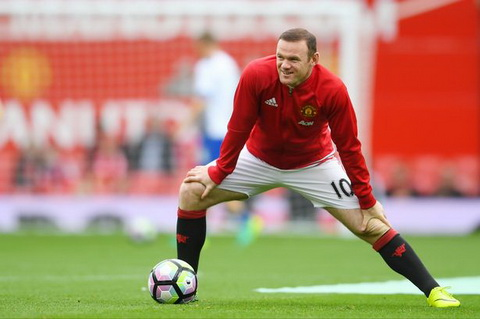 Rooney nam trong top 3 cau thu bi danh gia te nhat cua M.U.