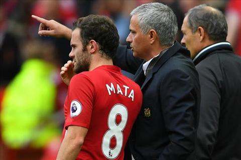 Tien ve Juan Mata van rat quan trong voi MU hinh anh
