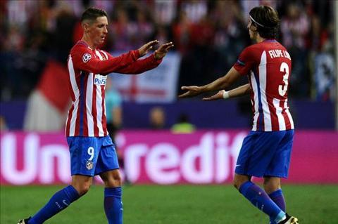 Simeone hua hen trao co hoi cho Torres tai Champions League hinh anh