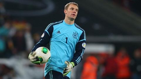 Manuel Neuer khong ra san tran gap San Marino