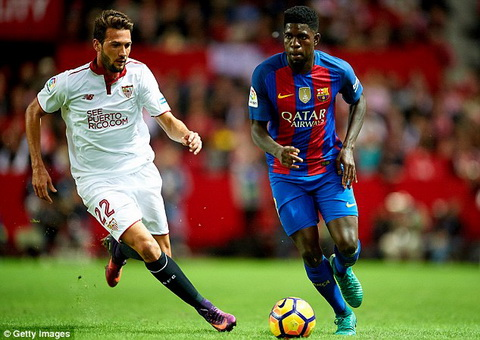 Messi muon Barca gia han voi trung ve Samuel Umtiti hinh anh