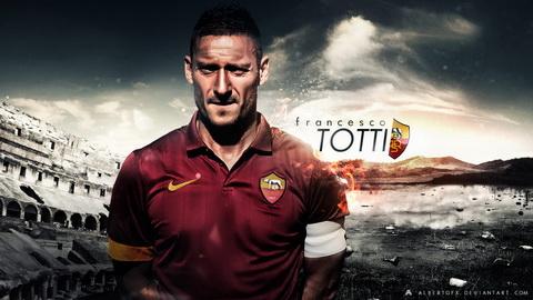 Nhung so 10 co dien nhu Francesco Totti buoc phai thay doi de phu hop hon voi thoi dai.