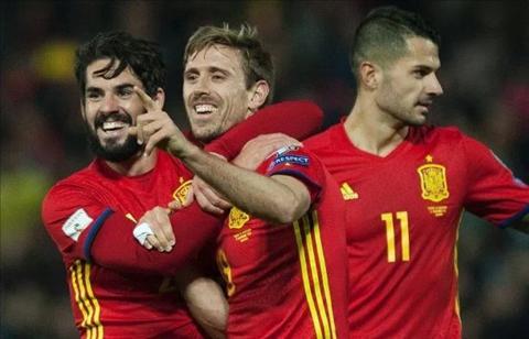 Tay Ban Nha thang Macedonia
