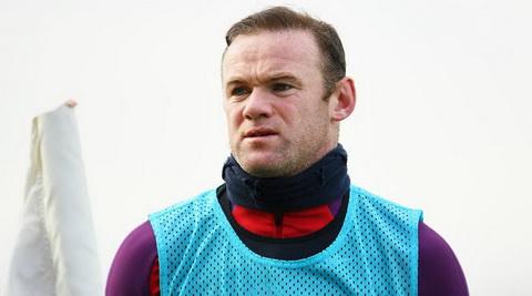 M.U co nguy co mat Rooney trong tran dai chien voi Arsenal.