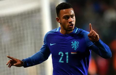 Tổng hợp: Luxembourg 1-3 Hà Lan (Vòng loại World Cup 2018)