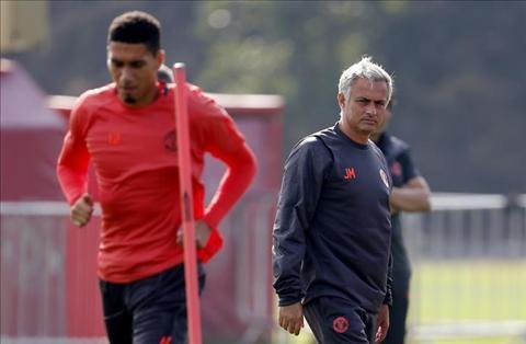 Mourinho vs Smalling