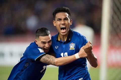Tiền đạo số 1 Thái Lan dính chấn thương trước thềm Kings Cup hình ảnh