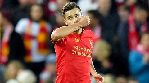 Tien ve Coutinho bao tin vui cho Liverpool hinh anh 2