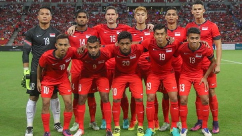 Nhan dinh AFF Cup 2016 DT Singapore – An may di vang hinh anh