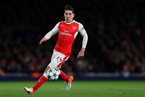 Hau ve Hector Bellerin tiet lo ly do gia han hop dong voi Arsenal hinh anh 2
