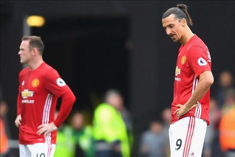 Rooney va Ibra