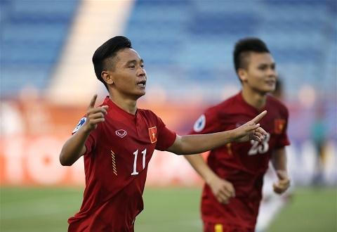 Nong Hai ngoi sao U19 Viet Nam cap ben dai gia V-League hinh anh