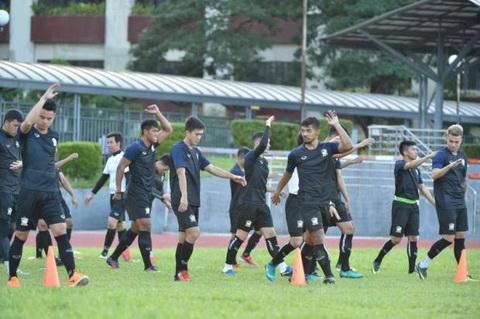 DT Thai Lan che bai san tap o AFF Cup 2016 hinh anh