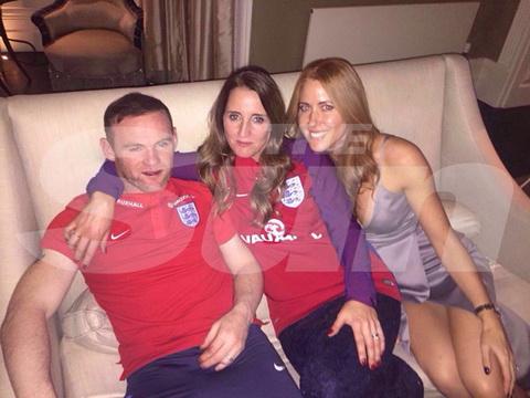 Tien dao Wayne Rooney co the mat bang doi truong vi say ruou hinh anh