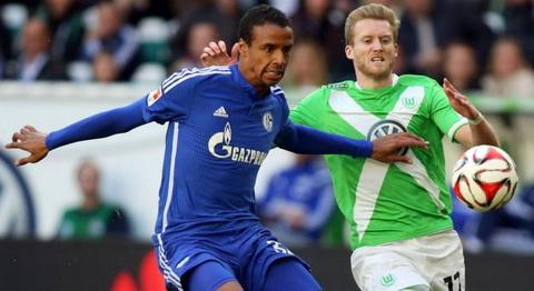 Nhan dinh Wolfsburg vs Schalke 21h30 ngay 1911 (Bundesliga 201617) hinh anh
