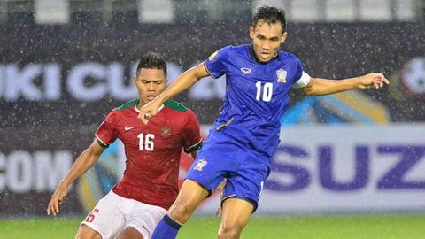 Clip ban thang Thai Lan vs 4-2 Indonesia Bang A AFF Cup 2016 hinh anh
