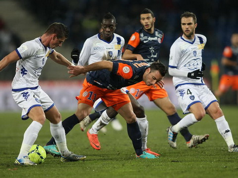 Nhan dinh Bastia vs Montpellier 02h00 ngay 2011 (Ligue 1 201617) hinh anh