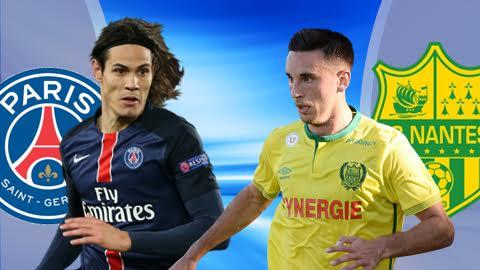 Nhan dinh PSG vs Nantes 23h00 ngay 1911 (Ligue 1 201617) hinh anh