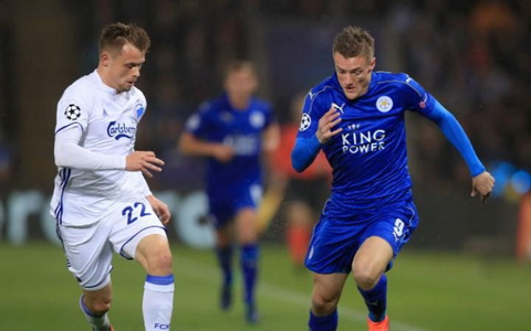 Nhan dinh Copenhagen vs Leicester 02h45 ngay 311 (Champions League 201617) hinh anh