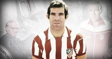 19 ban - Luis Aragones (1964-74): La huyen thoai cua Atletico Madrid voi mot thap ky gan bo, Aragones la nguoi dua ra cau noi noi tieng Ganar y ganar y ganar y volver a ganar, eso es el futbol (nghia la chien thang, chien thang, chien thang va tiep t