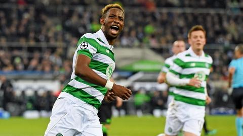 Tổng hợp: Moenchengladbach 1-1 Celtic (Bảng D Champions League 2016/17)